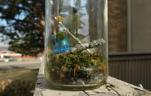 Arrange objects in jar
